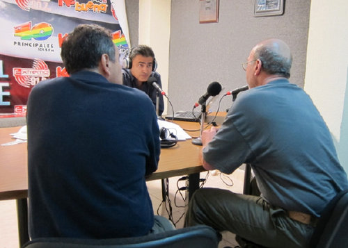Radio broadcast discussing benefits and proper use of ceramic water filters - Ceramic Water Filter Solutions