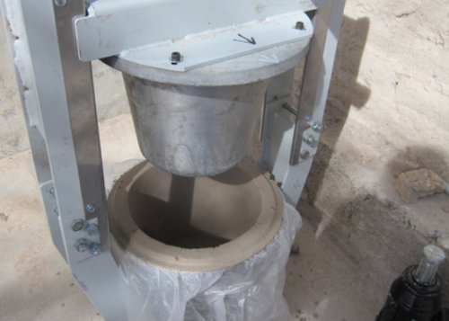 Pressing filters - Ceramic Water Filter Solutions