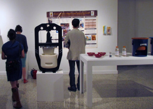 Moore College of Art & Design Philadelphia, Pennsylvania July, 2014 - Ceramic Water Filter Solutions