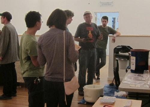 The Clay Studio Philadelphia, Pennsylvania August, 2014 - Ceramic Water Filter Solutions